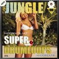 Thumbnail NiceBytes JUNGLE DrumLoops (AppleLoops for GarageBand | Logic)