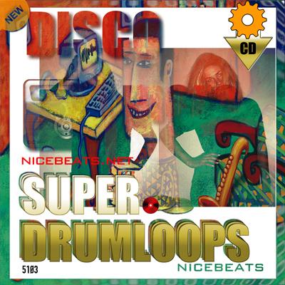 Pay for NiceBytes DISCO DrumLoops (AppleLoops for GarageBand | Logic