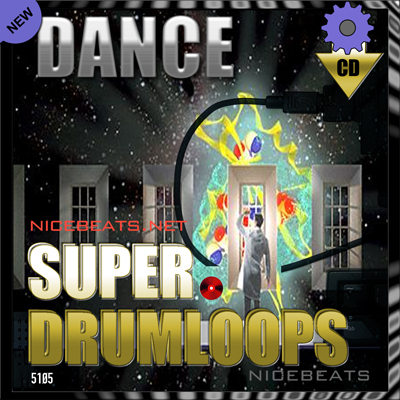 Pay for NiceBytes DANCE DrumLoops (AppleLoops for GarageBand | Logic
