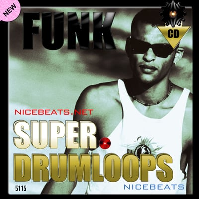 Pay for NiceBytes FUNK DrumLoops (AppleLoops for GarageBand | Logic)