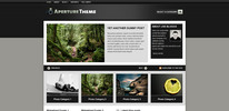 Thumbnail Aperture Premium Wordpress Theme
