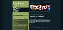 Thumbnail BigEasy Premium Wordpress Theme