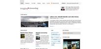 Thumbnail Bloggingstream Premium Wordpress Theme