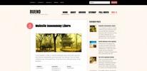 Thumbnail Bueno Premium Wordpress Theme