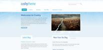 Thumbnail Cushy Premium Wordpress Theme