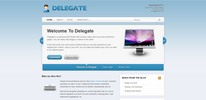 Thumbnail Premium Wordpress Theme Delegate