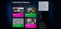 Thumbnail Premium Wordpress Theme Forewordthinking