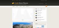 Thumbnail Premium Wordpress Theme Freshnews
