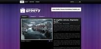 Thumbnail Premium Wordpress Theme Groovyblog