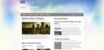 Thumbnail Premium Wordpress Theme Metamorphosis