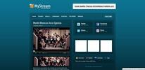 Thumbnail Premium Wordpress Theme My Stream