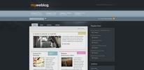 Thumbnail Premium Wordpress Theme Myweblog