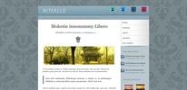 Thumbnail Premium Wordpress Theme Royalle