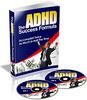 Thumbnail The ADHD Success Formula eBook & Audio (PLR)
