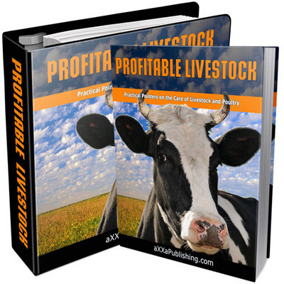 Pay for How to Raising Cattle, Horses, Sheep, Poultry Guide with PLR