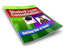 Thumbnail Student Loan Consolidation:  Getting Out of Debt