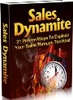 Thumbnail *NEW!* Sales Dynamite Ebook