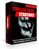 Thumbnail *NEW* Timeless Sales Strategies -With Private Label Rights*