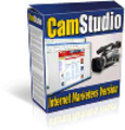 Thumbnail CamStudio Internet Marketing Version - PLR Software