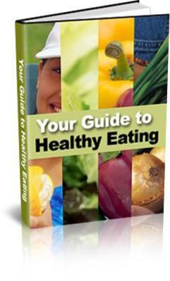 Pay for *new!* Your Guide To Healthy Eating with MRR