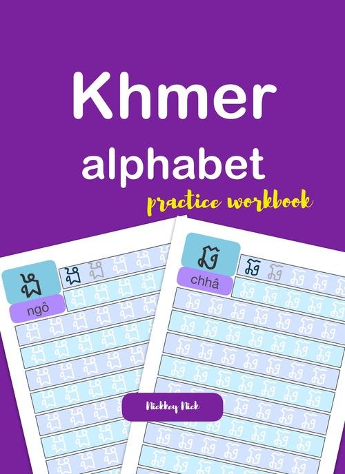 Pay for Khmer Alphabet handwriting
