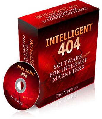 Pay for Intelligent 404 - Webmaster secret