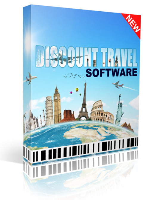 Pay for Discount Travel Software