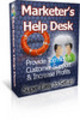Thumbnail Marketers Help Desk Software With Source Code