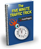 Thumbnail The Five Minutes Traffic Trick - Hubpages