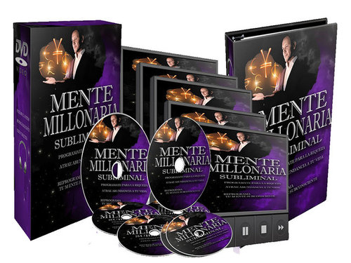 Pay for Mente Millonaria Subliminal