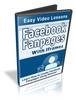 Thumbnail Facebook Fan Page Templates