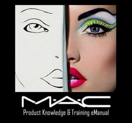 Pay for MAC Cosmetics Training Manual w/ 2011 - 2012  Updates