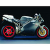 Thumbnail Ducati 748 S 748S Part List Catalog Manual 2000 2001 2002