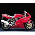 Thumbnail Ducati 750 Sport 750 SS Part List Catalog Manual 2002