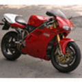 Thumbnail Ducati 996 SPS3 (SPS III) Parts List Catalog Manual 2000