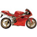Thumbnail Ducati 996 SPS Spare Parts List Catalog Manual 2000