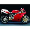Thumbnail Ducati 998R 998 R Spare Parts List Catalog Manual 2002