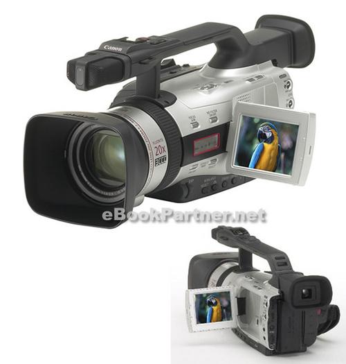 Pay for Canon DM-XM2 E (XM2E) Video Camera Service Repair Manual