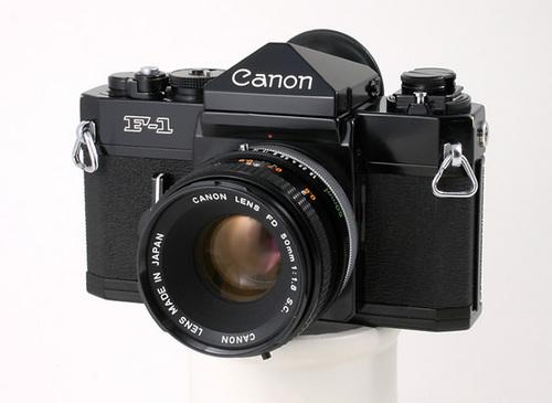 canon f 1 f1 camera parts list service repair manual download rh tradebit com A1 Canon 35Mm 1972 Model Canon A-1