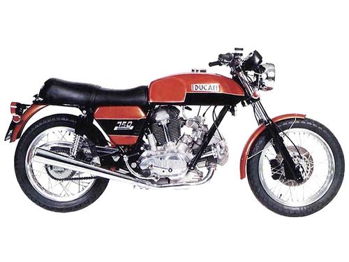 Ducati  Parts List