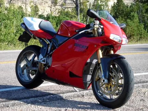 Pay for Ducati 996 Single Seat Parts List Catalog Manual 2000