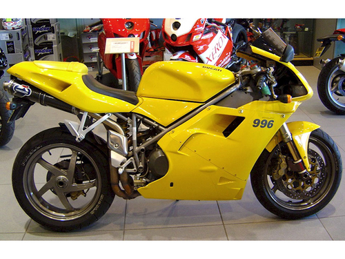 Pay for Ducati 996 Two Seat Parts List Catalog Manual 2000 2001