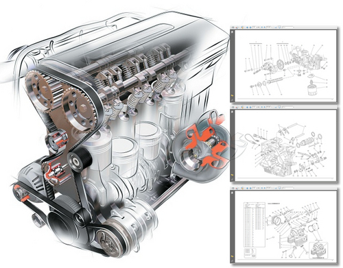Free Ducati Monster 695 M695 Part List Catalog Manual 2007 Download thumbnail
