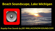 Thumbnail Beach Sounds on Lake Michigan