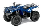Thumbnail 2007-2011 Yamaha YFM350 Grizzly IRS Auto 4X4 Service Manual Repair for the Independant Suspension Models