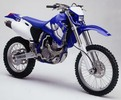 Thumbnail 2000 Yamaha WR400F Service Repair Manual Motorcycle PDF Download.