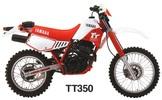 Thumbnail 1986-1987 YAMAHA TT350 TT-350 Service Manual Repair Manuals, Ultimate Workshop Manual PDF Download