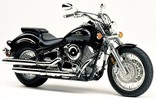 Thumbnail 1999-2000 Yamaha V-Star 1100 Custom Classic XVS1100 XVS1100A (DragStar 1100) Service Manual, Repair + Owner's, PDF Download
