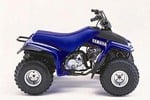 Thumbnail 93-02 Yamaha BADGER 80 Service Manual YFM80 PDF Download and Owners Manual  YFM80 ATV Workshop Shop Repair Manual