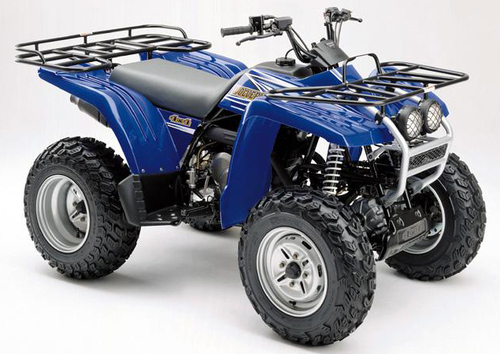 Pay for 1995-2000 Yamaha WOLVERINE 350 4x4 Service Manual and ATV Owners Manual - Workshop Repair Download